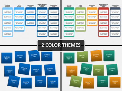 Affinity diagram powerpoint template sketchbubble affinity diagram toneelgroepblik