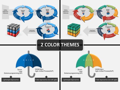 Agile project management powerpoint template sketchbubble main image toneelgroepblik Choice Image