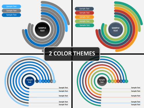 Arc and circle diagram powerpoint template sketchbubble arc and circle diagram ppt cover slide toneelgroepblik Gallery