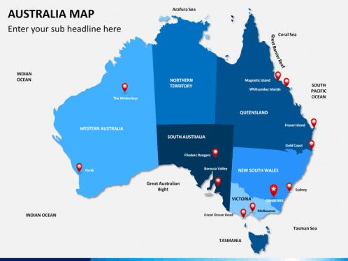 previous next australia map
