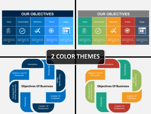 Business objectives powerpoint template sketchbubble business objectives ppt cover slide base image cheaphphosting Choice Image