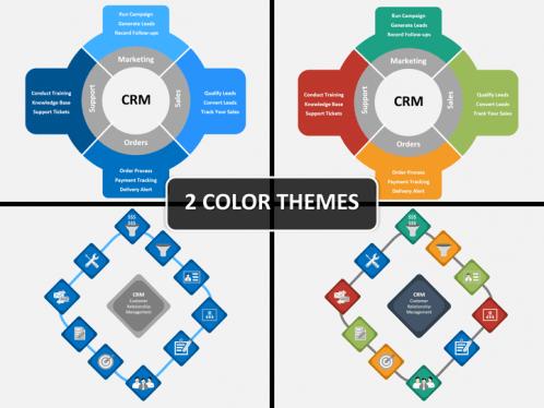 Customer relationship mangement crm powerpoint template sketchbubble crm ppt cover slide toneelgroepblik Images