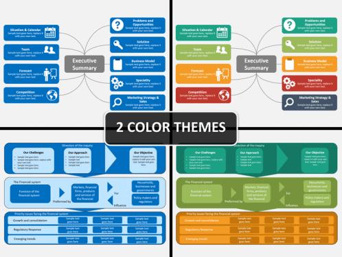 Executive summary powerpoint template sketchbubble executive summary ppt cover slide toneelgroepblik Choice Image