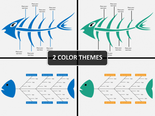 Fishbone diagram powerpoint template sketchbubble fishbone diagram ccuart Choice Image