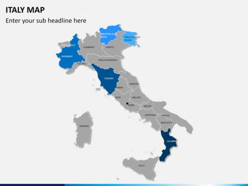 Powerpoint italy map sketchbubble main image toneelgroepblik Gallery