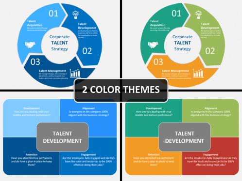 Talent development powerpoint template sketchbubble previous next talent development ppt toneelgroepblik Images