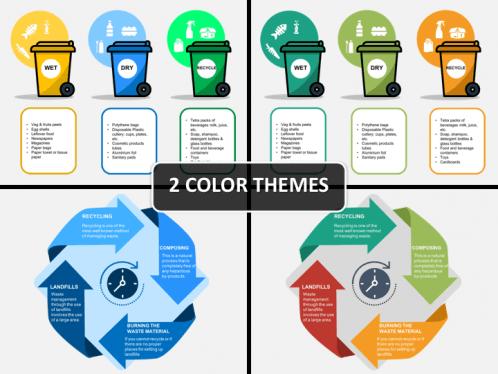 Waste management powerpoint template sketchbubble waste management ppt cover slide toneelgroepblik Gallery