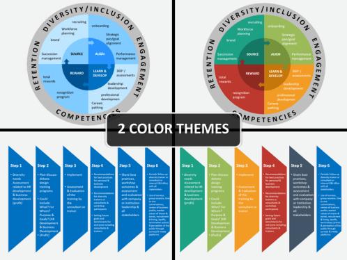 Workforce diversity powerpoint template sketchbubble previous next workforce diversity ppt toneelgroepblik Gallery