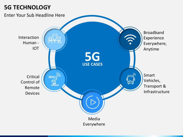 5g technology powerpoint template