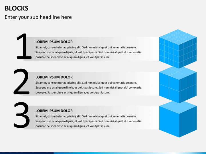 Block diagram powerpoint template sketchbubble blocks ppt cover slide blocks ppt slide 1 ccuart Images
