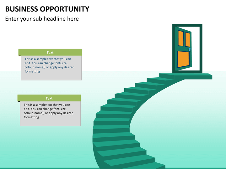 business opportunity powerpoint template