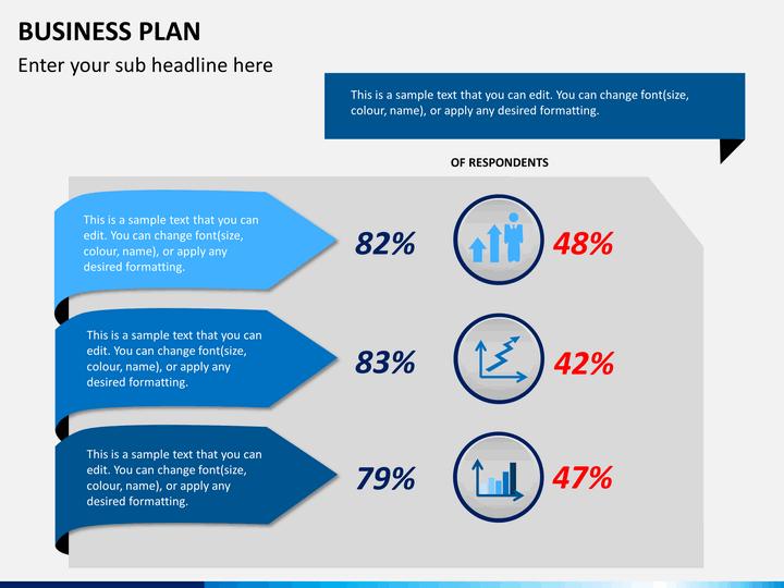 Business Plan PowerPoint Template | SketchBubble