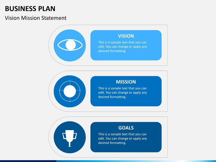 business plan powerpoint template sketchbubble. Black Bedroom Furniture Sets. Home Design Ideas