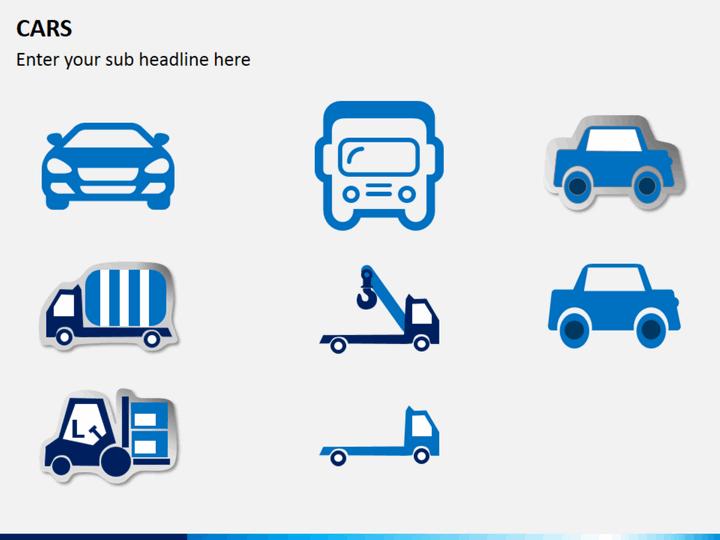 Cars PPT slide 1