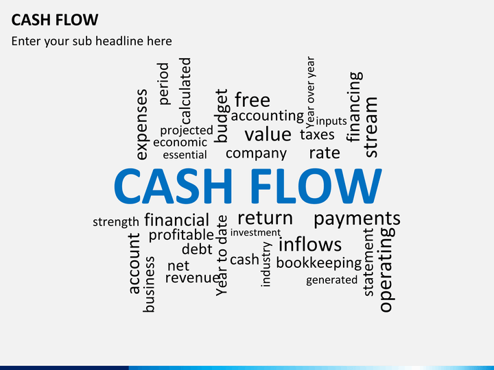 cash flow powerpoint template