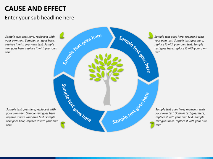 Cause and Effect Diagram PPT Slide 4