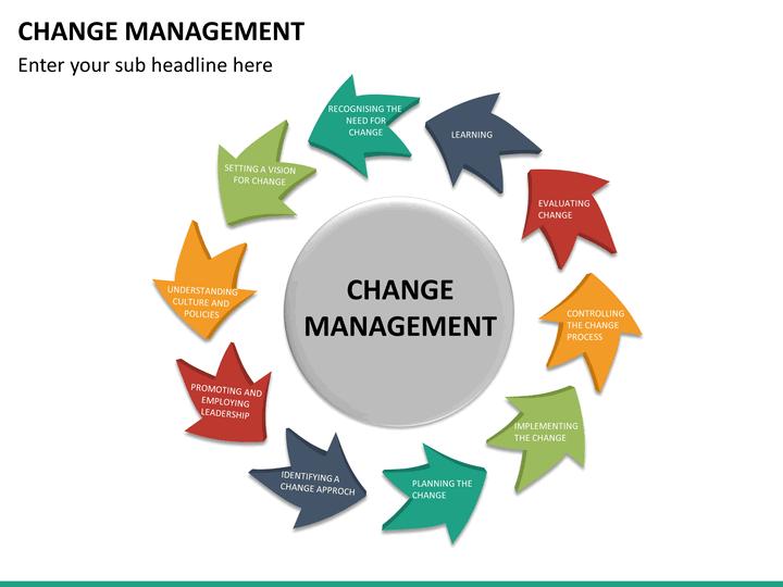 change management ppt