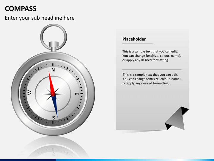 Compass PPT slide 1