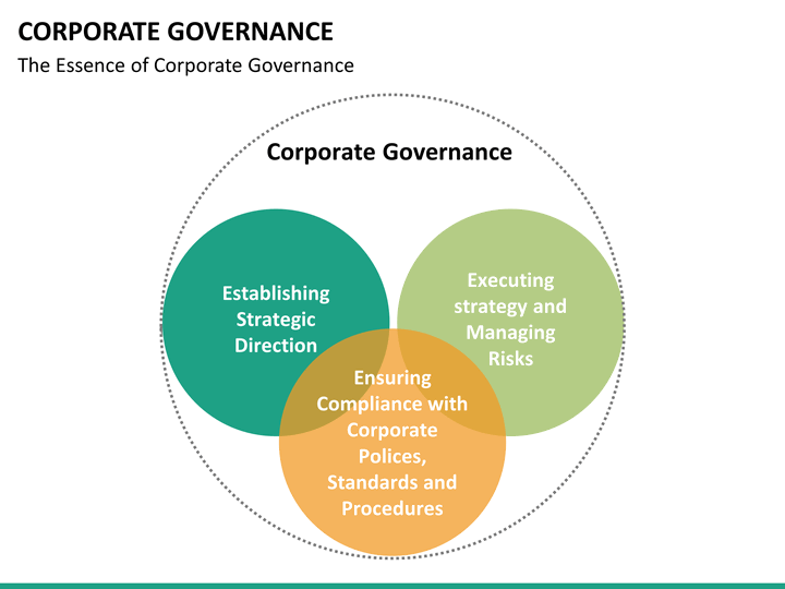 meaning of corporate governance pdf