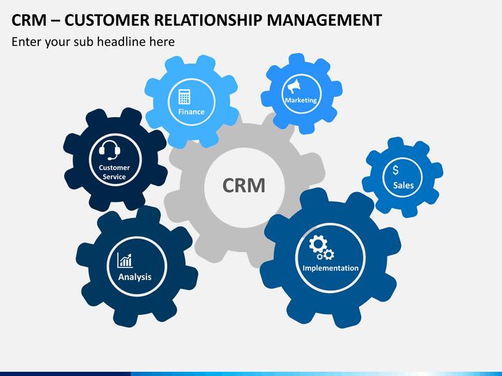 Customer relationship mangement crm powerpoint template sketchbubble crm ppt slide 9 toneelgroepblik Choice Image