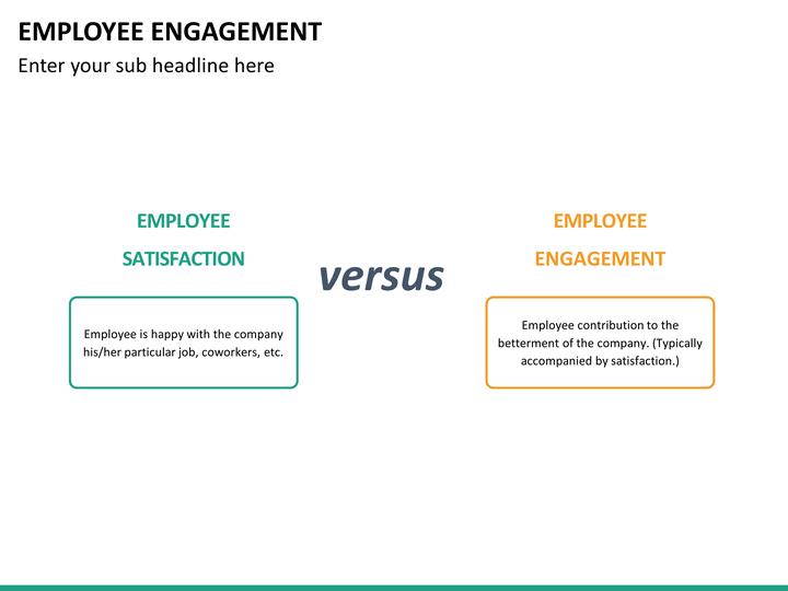employee satisfaction vs employee engagement