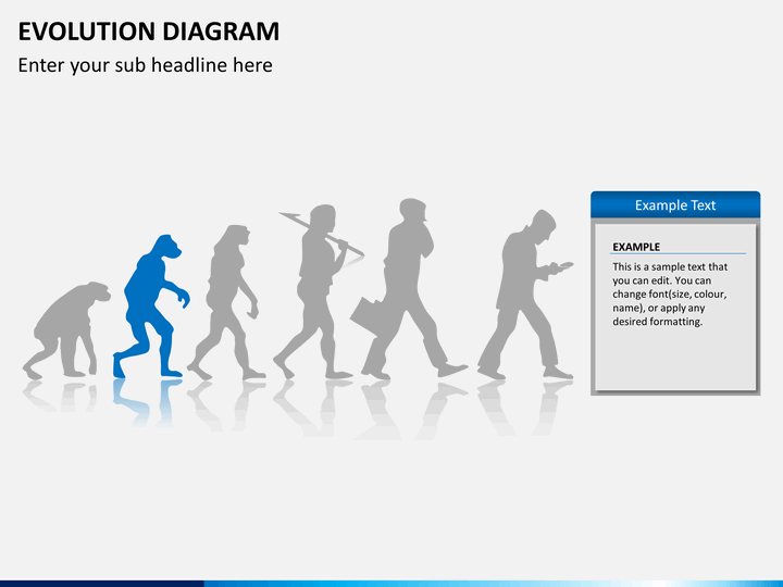 Evolution powerpoint template sketchbubble evolution diagram ppt slide 5 toneelgroepblik Images