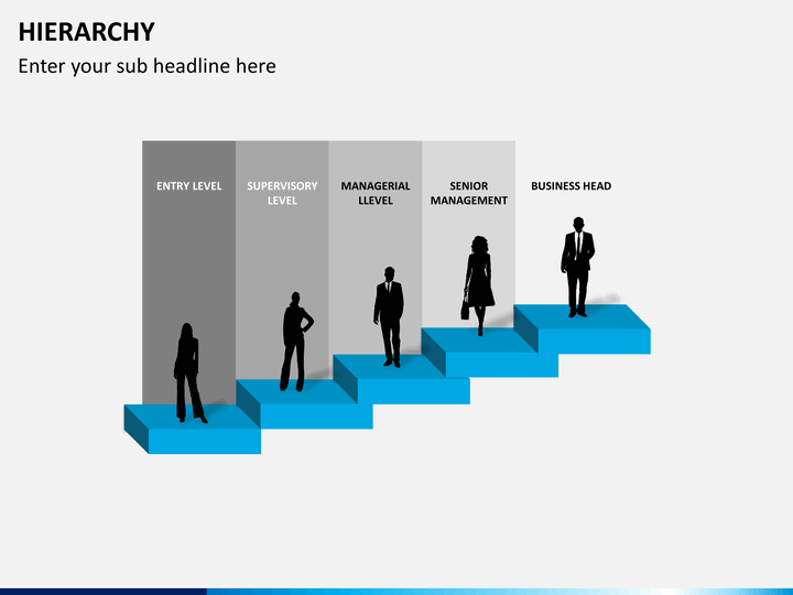 Hierarchy Diagram Powerpoint
