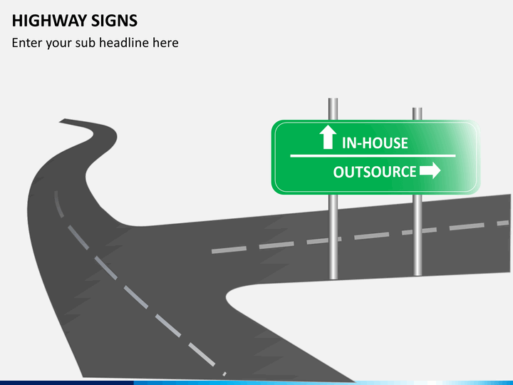 highway signs powerpoint