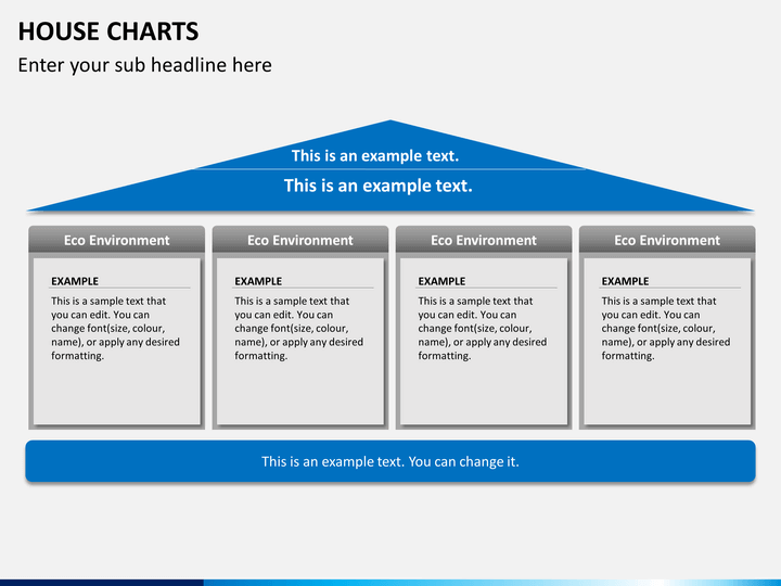 Powerpoint House Chart