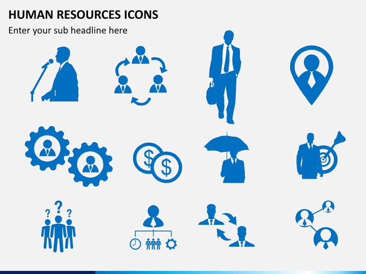 Hr Icons Powerpoint