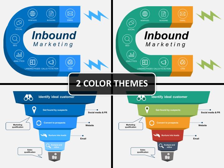 Inbound Marketing PPT cover slide