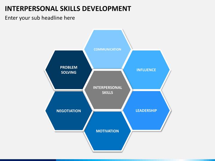 Interpersonal Skills Development PowerPoint Template ...