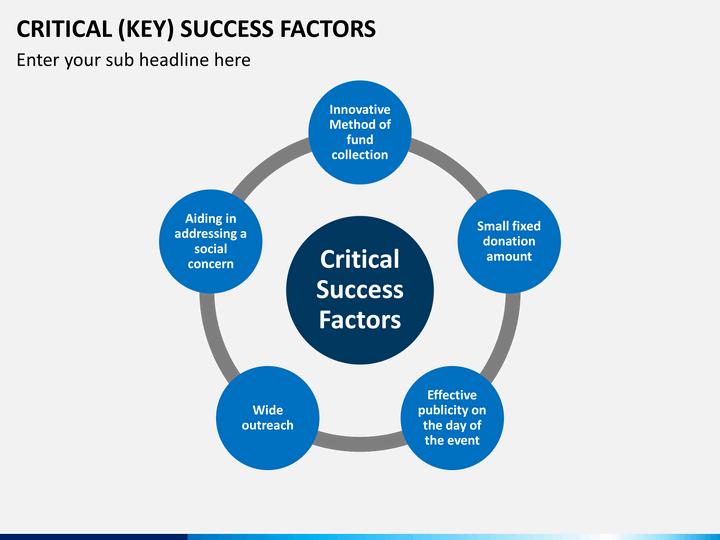 key success factors powerpoint template