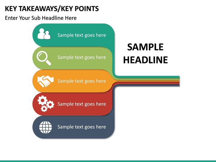 key takeaways powerpoint template