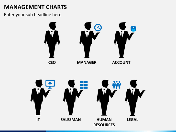 management charts powerpoint