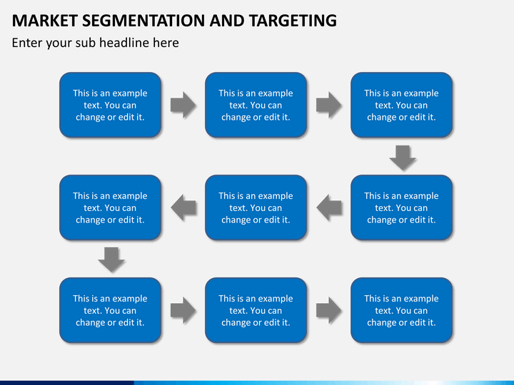 market segmentation a f Market segmentation 223 globalization of business expands the scope of operations and requires a new approach to local, regional and global segments.