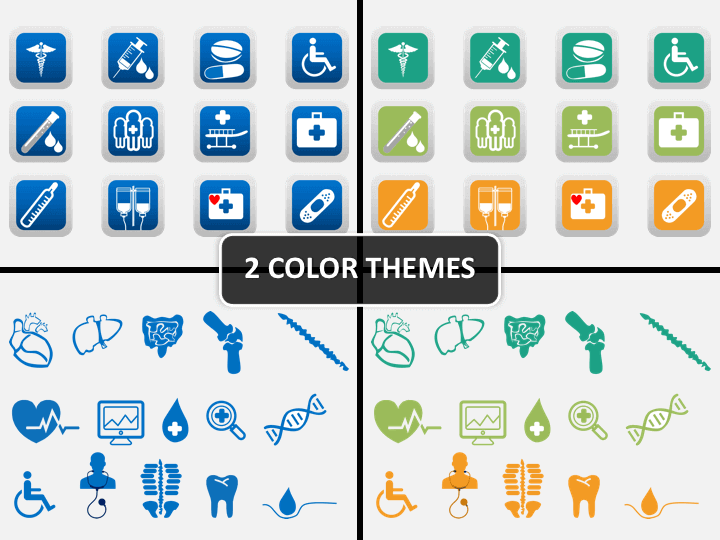 medical icons powerpoint sketchbubble