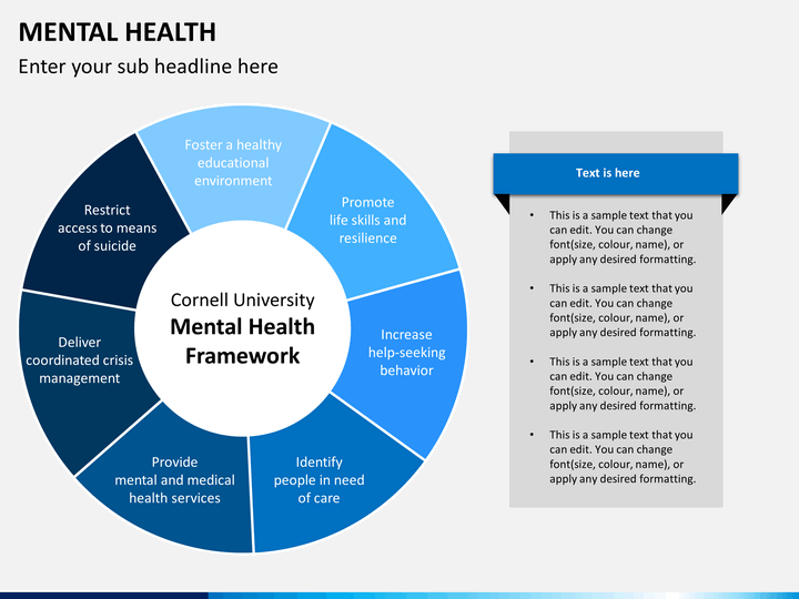 Mental health powerpoint template sketchbubble mental health ppt slide 2 toneelgroepblik Choice Image