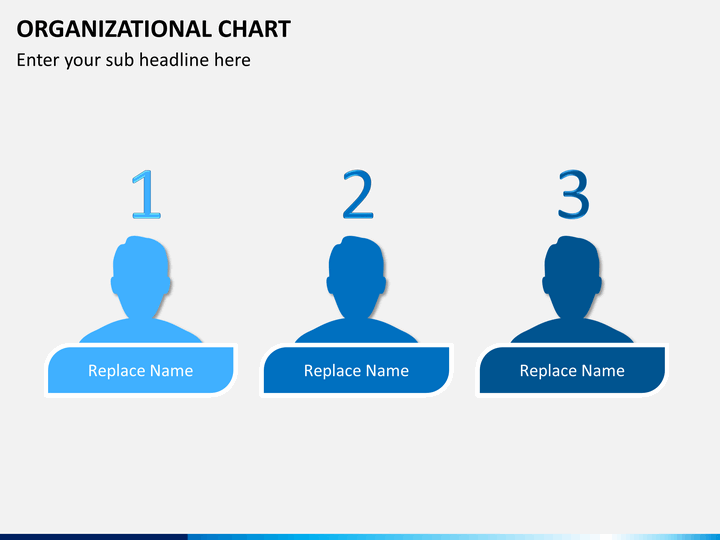 Organization Chart Powerpoint Template Sketchbubble