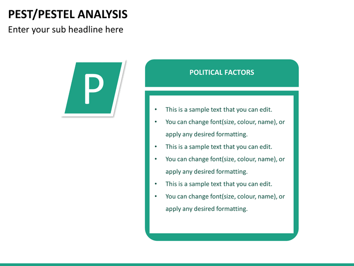 boutiques pest analysis Pest analysis powerpoint template is the ideal slide set for making a professional pest analysis in powerpoint.