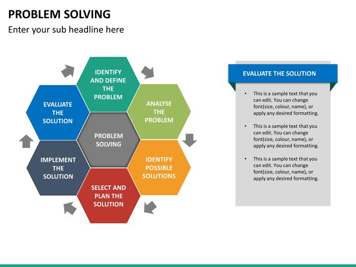participating problem solving items - 720×540