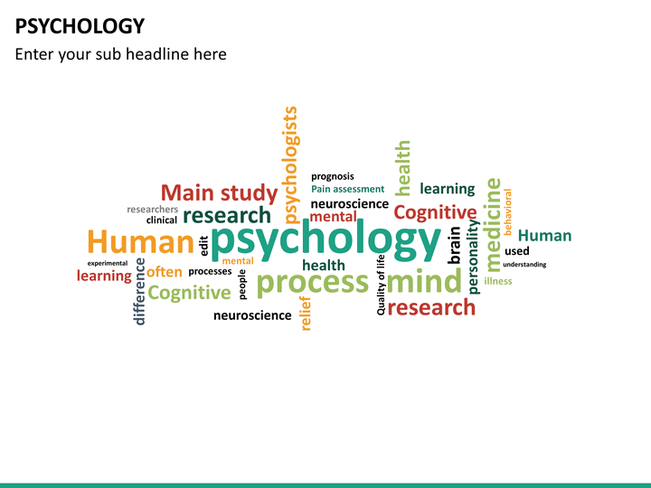Psychology Powerpoint Template
