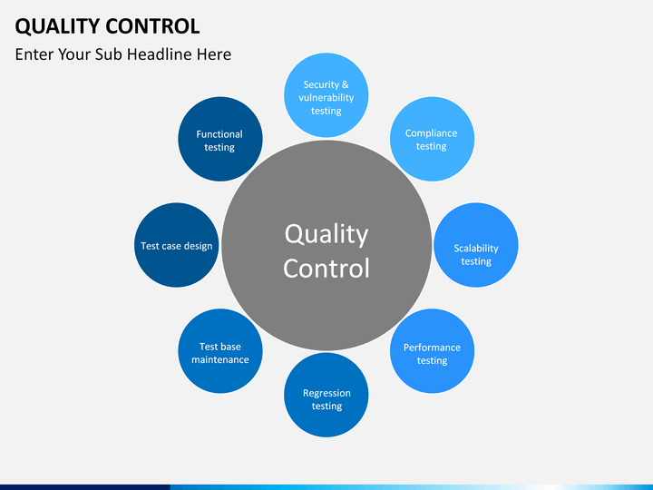 quality control powerpoint template