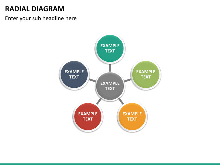 Radial    Diagram       PowerPoint      SketchBubble