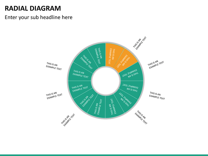 Radial Diagram Powerpoint