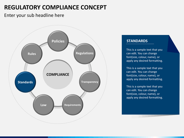 powerpoint slides for compliance riordan Understand your responsibilities in maintaining a culture of compliance in the  workplace learn where compliance policies and documents are located for easy .