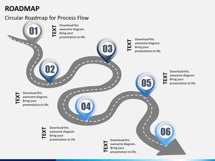 Download Free Microsoft Ppt Roadmap Template