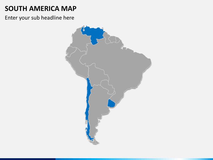 South America Map Quiz