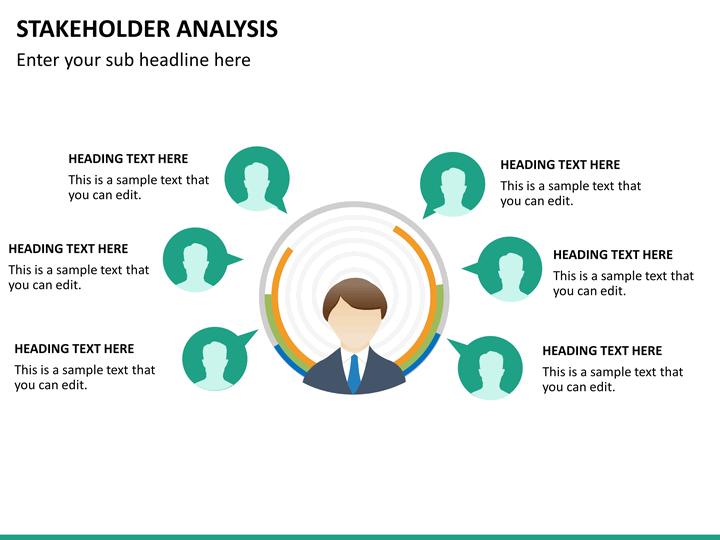 stakeholder analysis powerpoint template   sketchbubble, Presentation templates