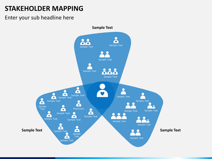 Stakeholder management plan template